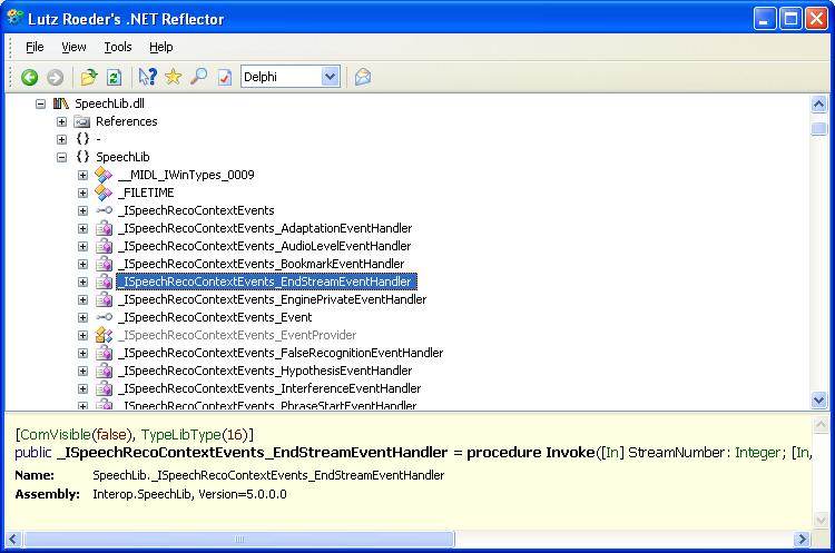 NET Interoperability: COM Interop